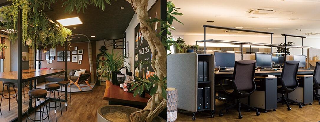 PLACE2.5 オフィス