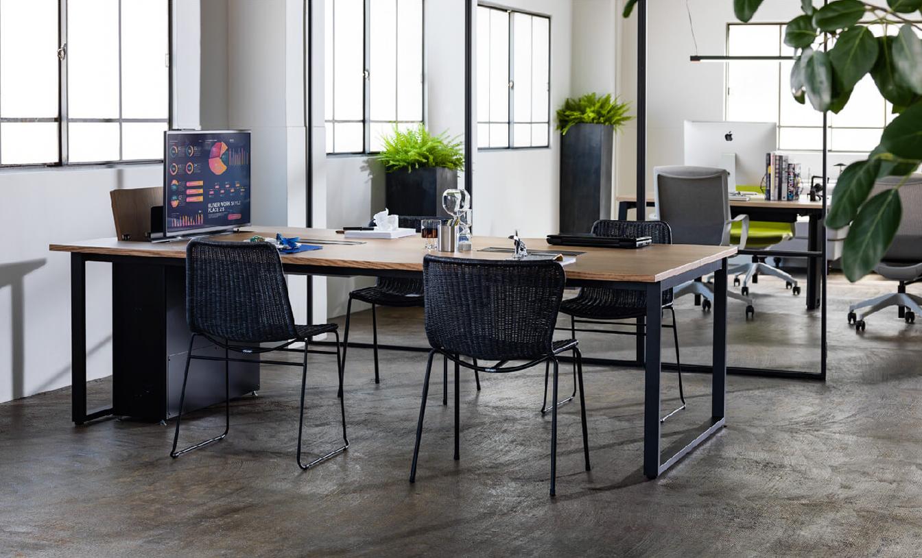カスタマイズミーティングテーブル